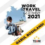 Work and Travel in Germany 2021